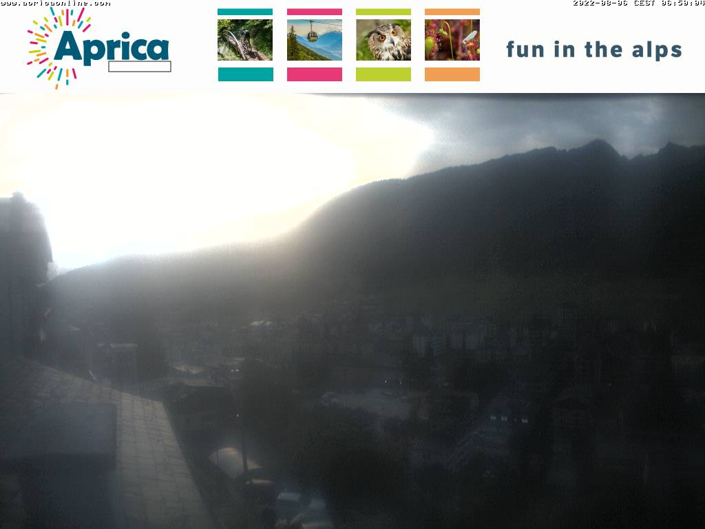 Aprica webcam Baradello