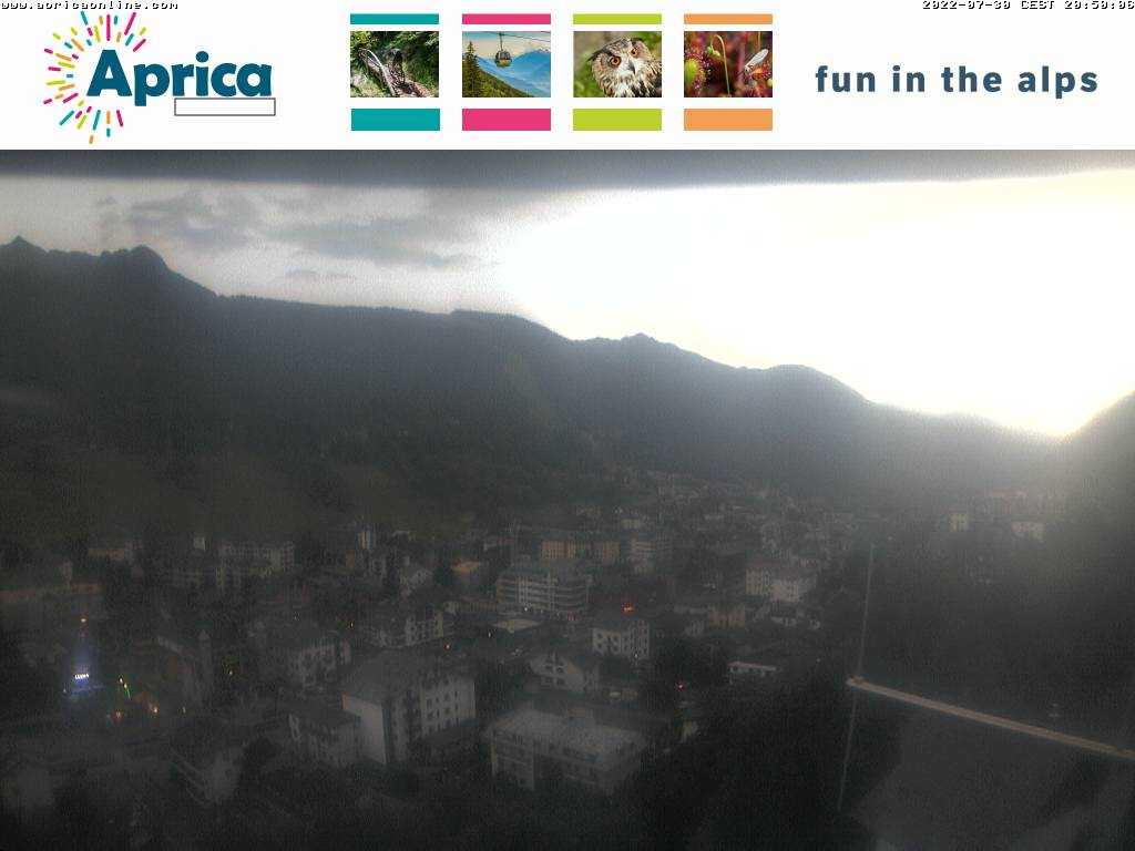 Aprica ovest webcam