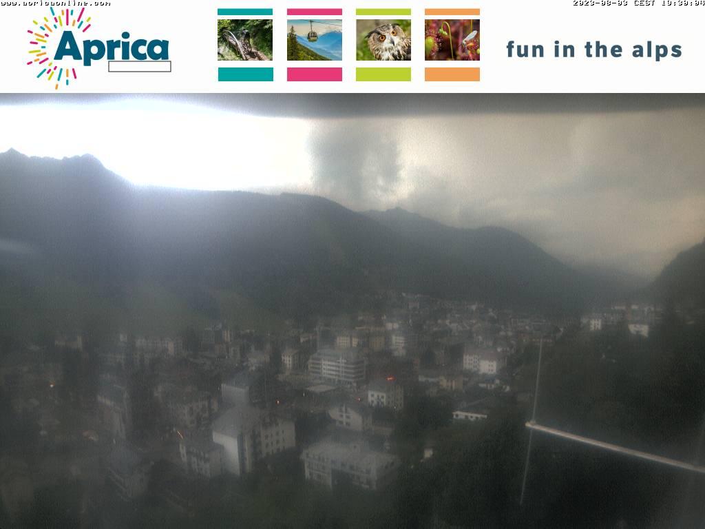 Webcam Aprica paese